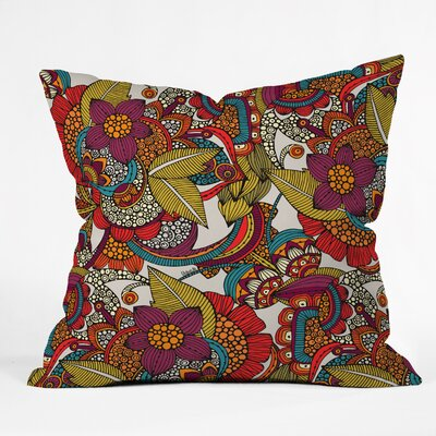 Deepak Anais Indoor/Outdoor Throw Pillow Size: Large