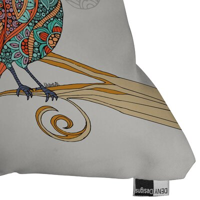 Deepak Levy and Deborah Indoor/Outdoor Throw Pillow Size: 20 H x 20 W x 6 D