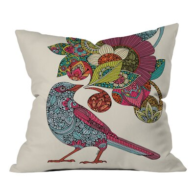 Deepak Penny Indoor/Outdoor Throw Pillow Size: 26 H x 26 W x 7 D