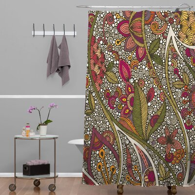 Deepak Kai Shower Curtain