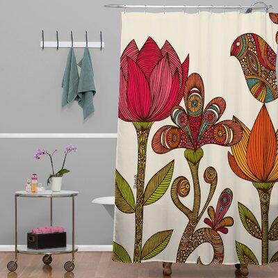 Deepak The Garden Shower Curtain