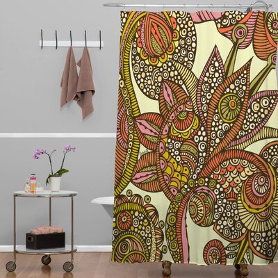 Deepak Dina Shower Curtain