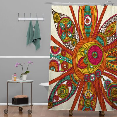 Deepak Liora Shower Curtain