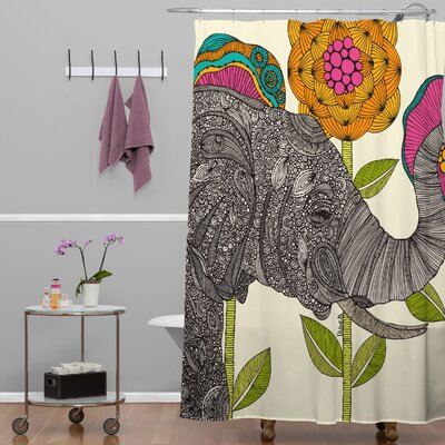 Deepak Aaron Shower Curtain