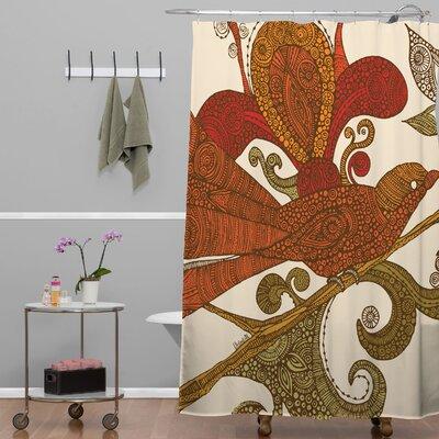 Deepak Bird Shower Curtain