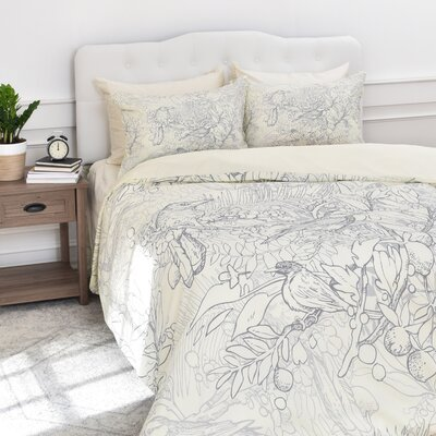 Geronimo Studio Duvet Cover Set Size: King