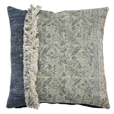 Tonsey 100% Cotton Square Throw Pillow