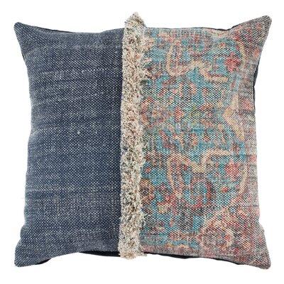 Hayane 100% Cotton Square Throw Pillow
