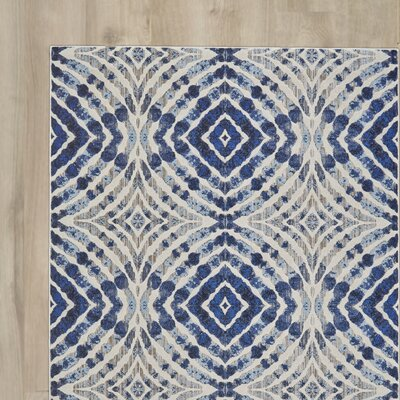 Johnsie Area Rug Rug Size: Runner 27 x 8