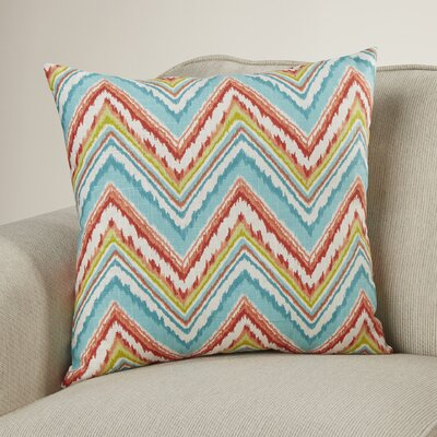 Lyngby-Taarb�k Throw Pillow Size: 16.5 H x 16.5 W