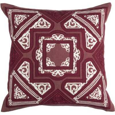 Elyseum Throw Pillow Color: Spice