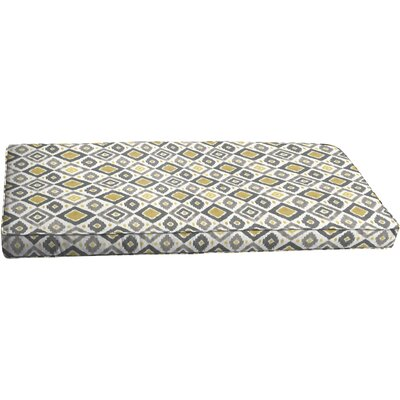 Socoma Outdoor Bench Cushion Size: 48 x 19