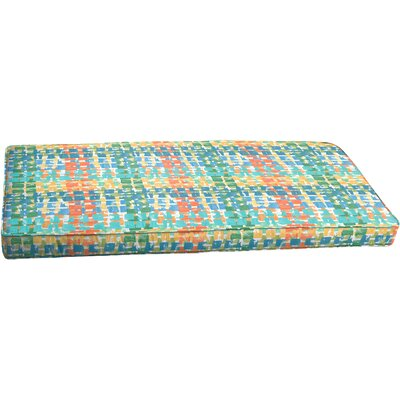 Momea Outdoor Bench Cushion Size: 48 x 19