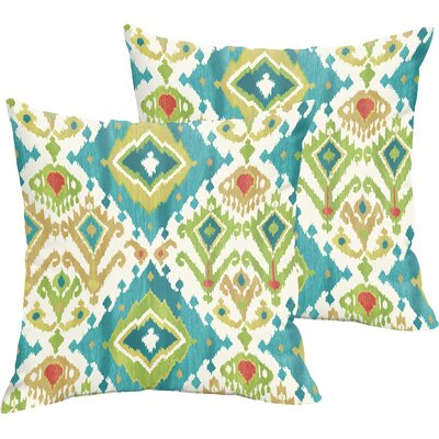 Oxford Indoor/Outdoor Throw Pillow