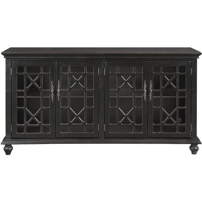 TV Stand Finish: Edwardsville Textured Black