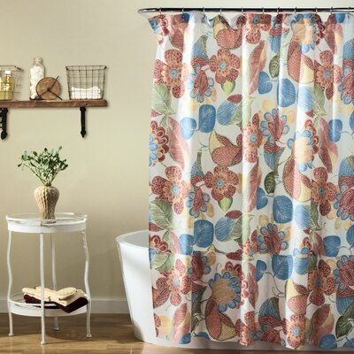Carnuel Polyester Shower Curtain