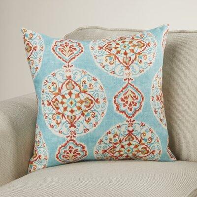 Debbagh Throw Pillow Size: 18 W x 18 D