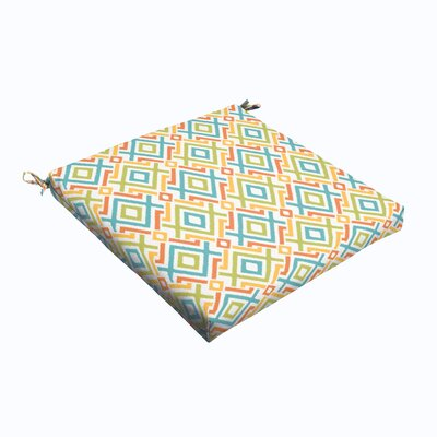 Terneuzen Outdoor Dining Chair Cushion