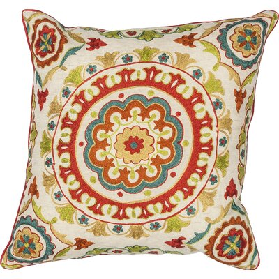 Calabria Indoor/Outdoor Cotton Throw Pillow