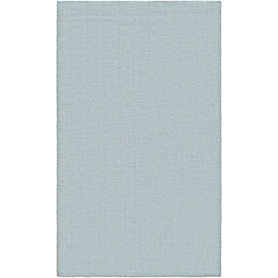 Skoura Hand-Woven Gray Indoor/Outdoor Area Rug Rug Size: 8 x 10