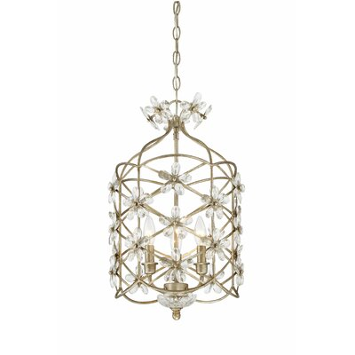 Madison 3-Light Foyer Pendant