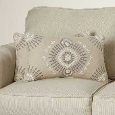 Akrima Linen Lumbar Pillow