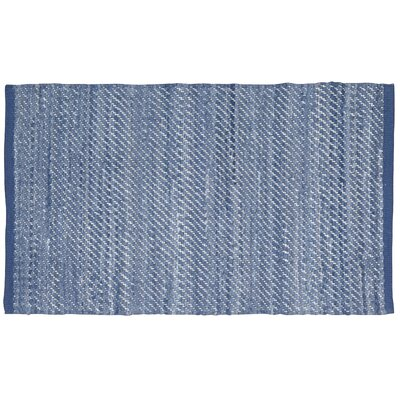 Chaunce Denim Area Rug Rug Size: Rectangle 2 x 3