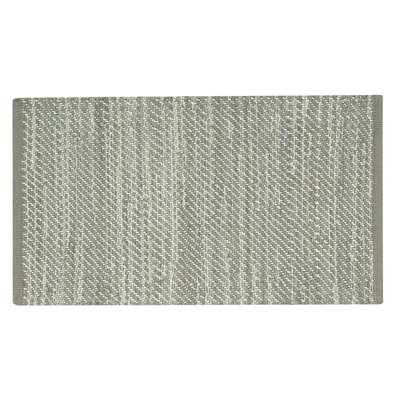 Chaunce Gray Area Rug Rug Size: 2 x 3