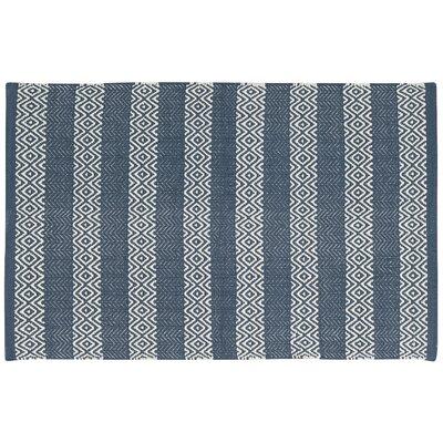 Arapaho Blue Area Rug Rug Size: 2 x 3