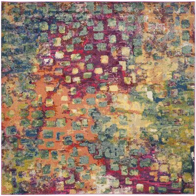 Newburyport Area Rug Rug Size: Square 67