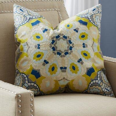 Fawnia Cotton Satin Throw Pillow