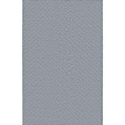 Skoura Hand-Woven Gray Area Rug Rug Size: 2' x 3'