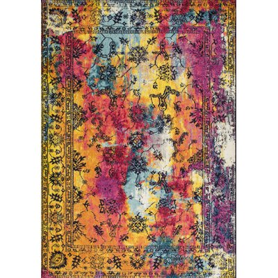 Horak Area Rug Rug Size: Rectangle 41 x 6