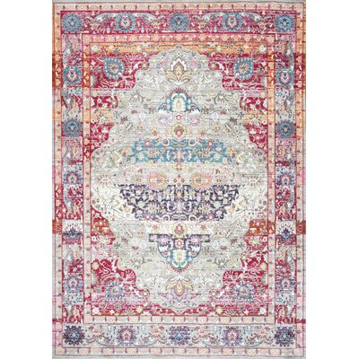 Preston Area Rug Rug Size: Rectangle 53 x 77