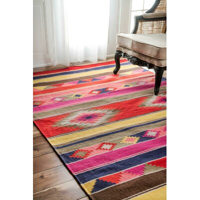 Quadis Area Rug Rug Size: Rectangle 3 x 5
