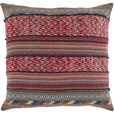 Cammi Square Recycled Synthetic Fibers Throw Pillow