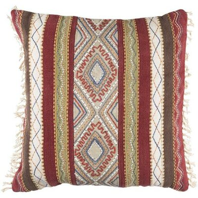 Fressia Rectangular Cotton Throw Pillow