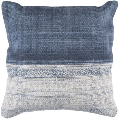 Friedman Striped Woven Cotton Throw Pillow
