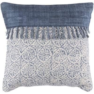 Friedman Square Cotton Throw Pillow