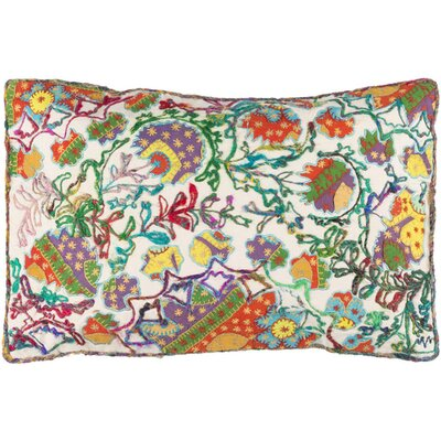 Bungalow Rose Harrison Cotton Lumbar Pillow