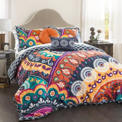 5-Piece Buckley Comforter Set