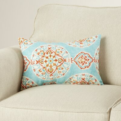 Debbagh Medallion Lumbar Pillow