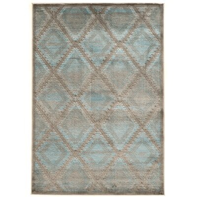 Alkmaar Blue Area Rug Rug Size: Rectangle 8 x 11