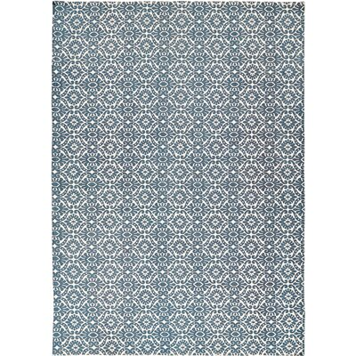 Armagh Blue Area Rug Rug Size: 8 x 11