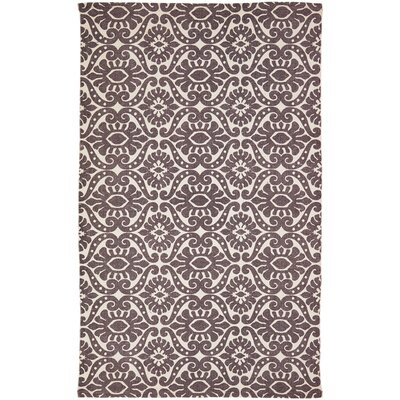 Armagh Brown/Beige Area Rug Rug Size: 3 x 5