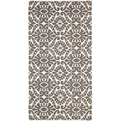 Armagh Brown/Beige Area Rug Rug Size: 23 x 4