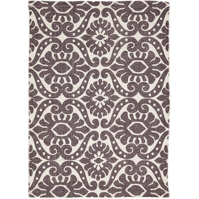 Armagh Brown/Beige Area Rug Rug Size: 18 x 26