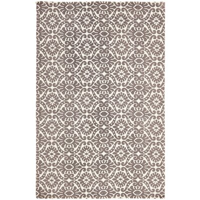 Armagh Brown/Beige Area Rug Rug Size: 4 x 6