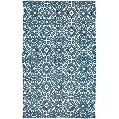 Armagh Blue Area Rug Rug Size: 3 x 5
