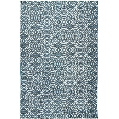 Armagh Blue Area Rug Rug Size: 6 x 9